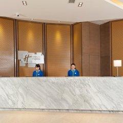 Отель Holiday Inn Express Chengdu West Gate интерьер отеля фото 3