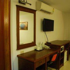 Отель Patong Budget Rooms удобства в номере