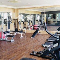 Grand Cettia Hotel фитнесс-зал фото 2