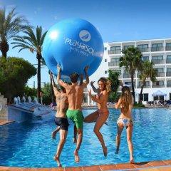 Hotel Playasol Mare Nostrum детские мероприятия фото 2