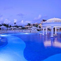 Отель Grand Bahia Principe Aquamarine Доминикана, Пунта Кана - отзывы, цены и фото номеров - забронировать отель Grand Bahia Principe Aquamarine онлайн бассейн фото 3