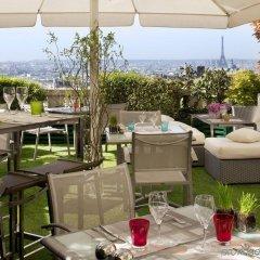 Terrass'' Hotel Montmartre by MH гостиничный бар