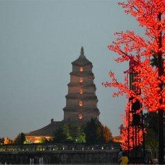 Отель Fulin Hotel Китай, Сиань - отзывы, цены и фото номеров - забронировать отель Fulin Hotel онлайн