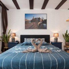 Отель Crown Bed and Breakfast Amsterdam комната для гостей фото 2