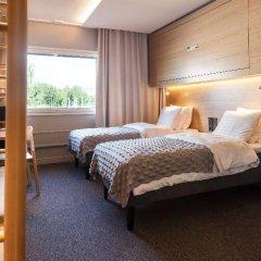 Отель Scandic Helsinki Aviacongress 3* Стандартный номер с различными типами кроватей