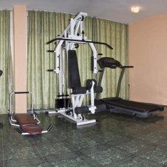 Отель Avliga Beach Солнечный берег фитнесс-зал