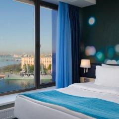 Отель Санкт-Петербург комната для гостей фото 3
