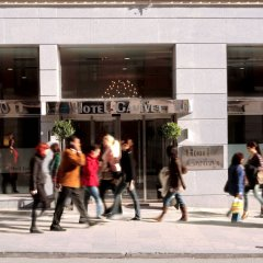 Отель Ganivet Испания, Мадрид - 7 отзывов об отеле, цены и фото номеров - забронировать отель Ganivet онлайн фото 6