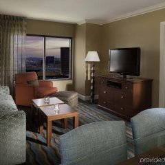 Отель Hilton Grand Vacations on the Las Vegas Strip комната для гостей фото 4