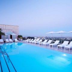 Отель Waldorf Astoria Beverly Hills бассейн фото 2