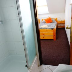 Отель Penzion U Studánky Чехия, Чодов - отзывы, цены и фото номеров - забронировать отель Penzion U Studánky онлайн ванная фото 2