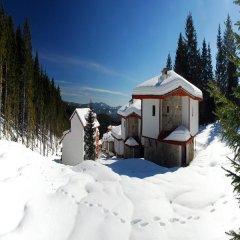 Отель Villas & SPA at Pamporovo Village спортивное сооружение