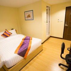 Апартаменты Studio Central Pattaya By Icheck Inn Паттайя комната для гостей фото 2