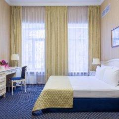 Гостиница Астон 4* Стандартный номер с двуспальной кроватью фото 7