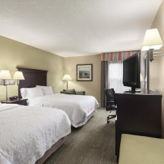 Отель Hampton Inn Memphis/Collierville комната для гостей фото 2