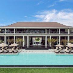 Отель U Sathorn Bangkok бассейн
