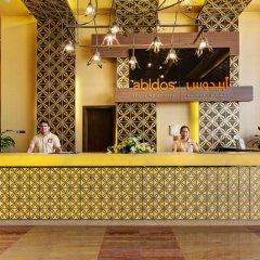 Abidos Hotel Apartment, Dubailand интерьер отеля фото 2