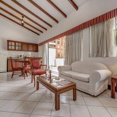 Отель Travelers Suites Juanambú Колумбия, Кали - отзывы, цены и фото номеров - забронировать отель Travelers Suites Juanambú онлайн комната для гостей