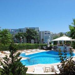 Апартаменты Sineva Del Sol Apartments Свети Влас бассейн