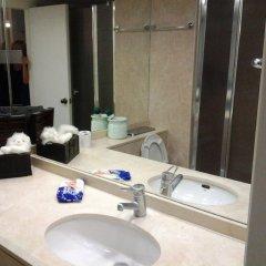 Апартаменты Israel-haifa Apartments Хайфа ванная