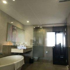 Отель Thanh Binh Riverside Hoi An Вьетнам, Хойан - отзывы, цены и фото номеров - забронировать отель Thanh Binh Riverside Hoi An онлайн ванная фото 2