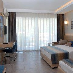 Kervansaray Marmaris Hotel & Aparts Мармарис комната для гостей