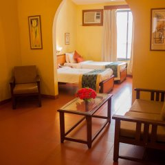 Отель Pride Sun Village Resort And Spa Гоа комната для гостей фото 3