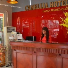 Отель Camellia 4 Ханой интерьер отеля