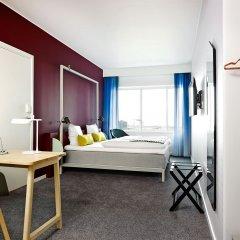Отель Comwell Aarhus Дания, Орхус - отзывы, цены и фото номеров - забронировать отель Comwell Aarhus онлайн комната для гостей фото 2