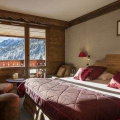 Hotel Mont Vallon Meribel комната для гостей фото 2