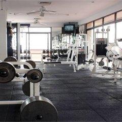 Отель Camino Real Airport Мехико фитнесс-зал