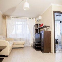 Апартаменты Funny Dolphins Apartments Butyrskiy Val комната для гостей фото 4
