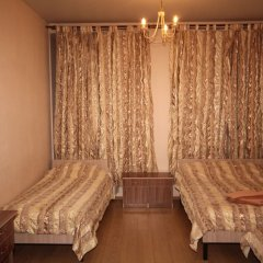 Гостиница Капитал Санкт-Петербург комната для гостей фото 9