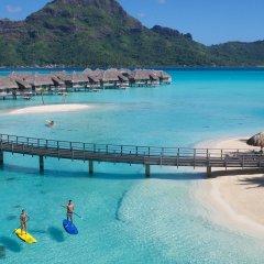 Отель InterContinental Bora Bora Resort and Thalasso Spa бассейн фото 2