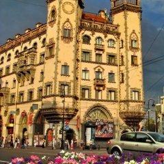 Хостел Толстой городской автобус