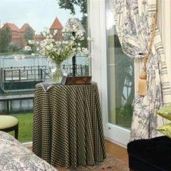 Отель Apvalaus Stalo Klubas Литва, Тракай - отзывы, цены и фото номеров - забронировать отель Apvalaus Stalo Klubas онлайн комната для гостей фото 5