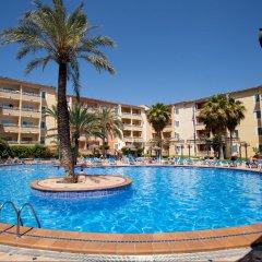 Отель Aparthotel Cabau Aquasol бассейн фото 2
