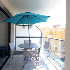 Отель Nice Booking - Libération - Terrasse - Garage Ницца балкон