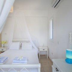 Отель Mimosa Seafront Villa Кипр, Протарас - отзывы, цены и фото номеров - забронировать отель Mimosa Seafront Villa онлайн комната для гостей фото 5