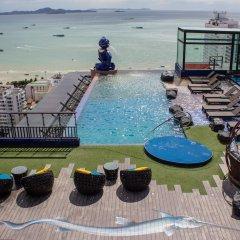 Siam@Siam Design Hotel Pattaya Паттайя фото 7