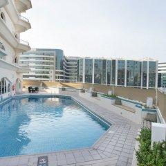 Отель Ramada Hotel Dubai ОАЭ, Дубай - отзывы, цены и фото номеров - забронировать отель Ramada Hotel Dubai онлайн бассейн
