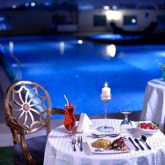 Corp Executive Hotel Doha Suites питание