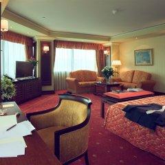 Отель Grand Hotel Sofia Болгария, София - 1 отзыв об отеле, цены и фото номеров - забронировать отель Grand Hotel Sofia онлайн комната для гостей фото 2