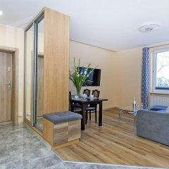 Отель Apartamenty Mój Sopot - Amber Сопот комната для гостей фото 5