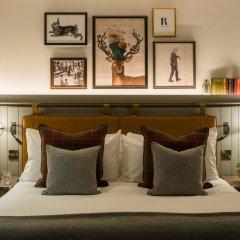 Отель Kimpton Charlotte Square Эдинбург комната для гостей