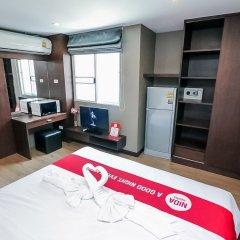 Отель NIDA Rooms Central Pattaya 333 Паттайя сейф в номере