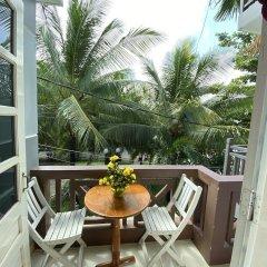 Отель Quynh Chau Homestay Вьетнам, Хойан - отзывы, цены и фото номеров - забронировать отель Quynh Chau Homestay онлайн балкон