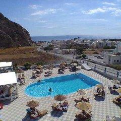 Hotel Marianna бассейн