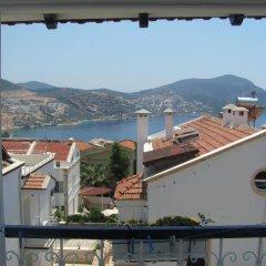 Moonlight Pension Турция, Калкан - отзывы, цены и фото номеров - забронировать отель Moonlight Pension онлайн балкон