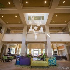 Отель Hilton Garden Inn Los Angeles Montebello Монтебелло помещение для мероприятий